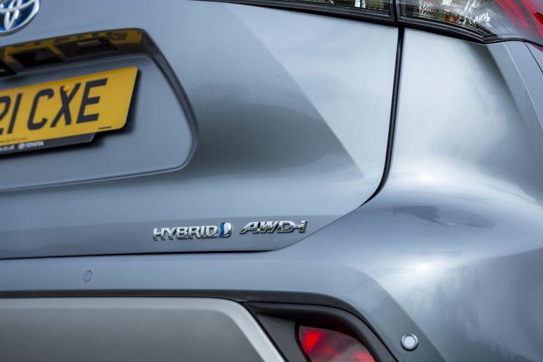 2021 Toyota Highlander hybrid - UK version 625214
