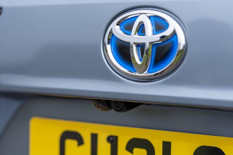 2021 Toyota Highlander hybrid - UK version 625216