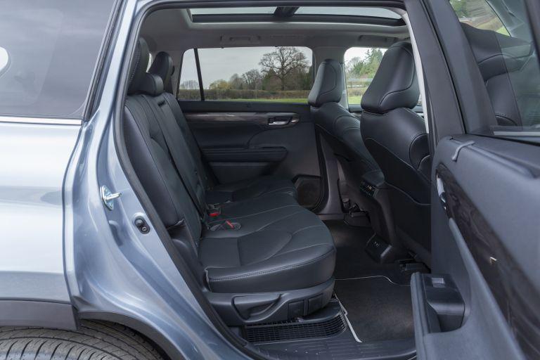 2021 Toyota Highlander hybrid - UK version 625224