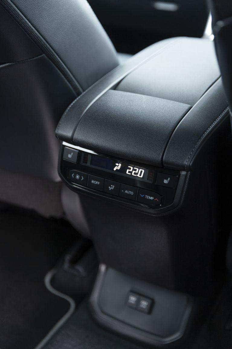 2021 Toyota Highlander hybrid - UK version 625239