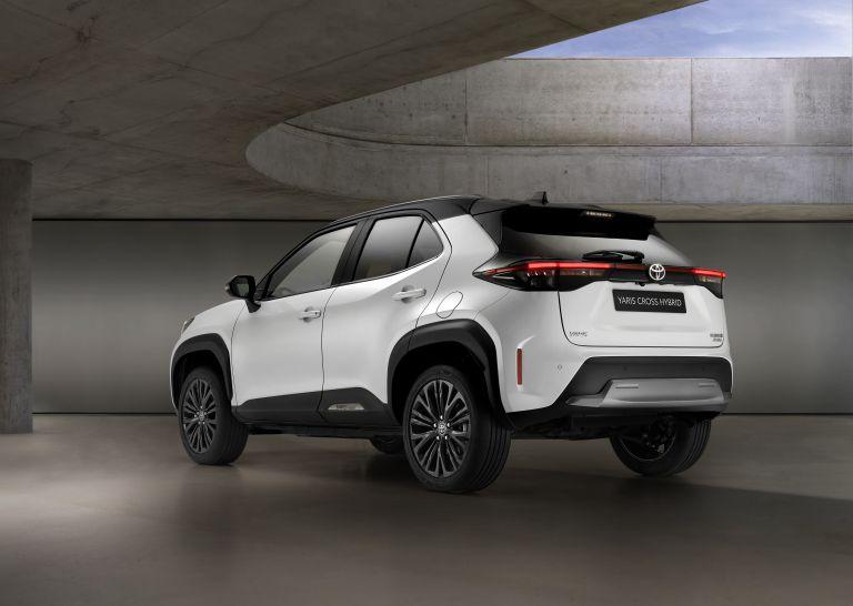 2021 Toyota Yaris Cross Adventure 625511