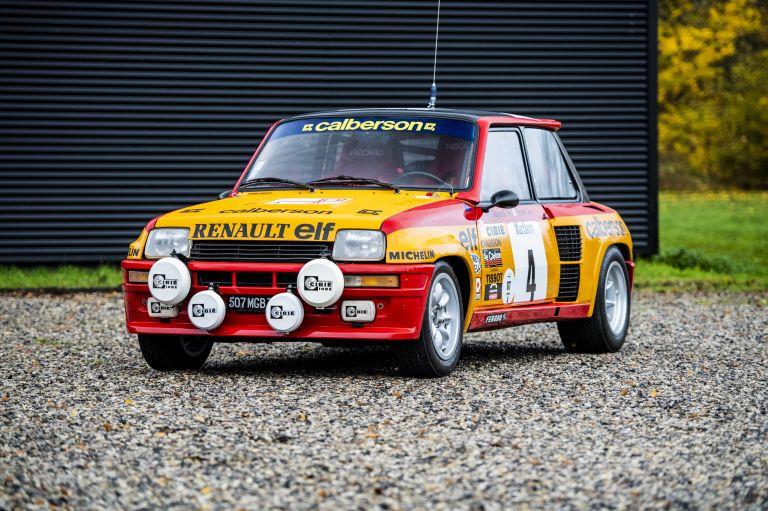 1980 Renault 5 Turbo Group 4 works rally 626134