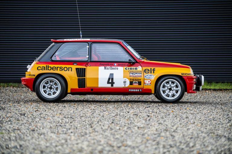 1980 Renault 5 Turbo Group 4 works rally 626136