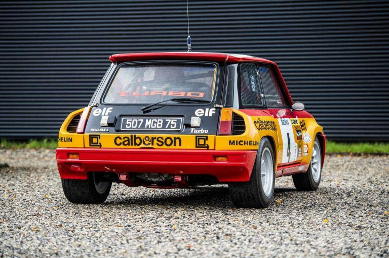 1980 Renault 5 Turbo Group 4 works rally 626138