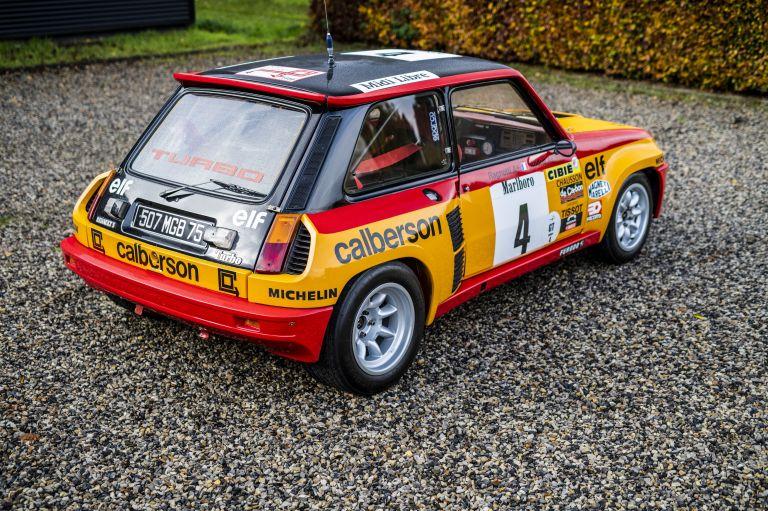 1980 Renault 5 Turbo Group 4 works rally 626141