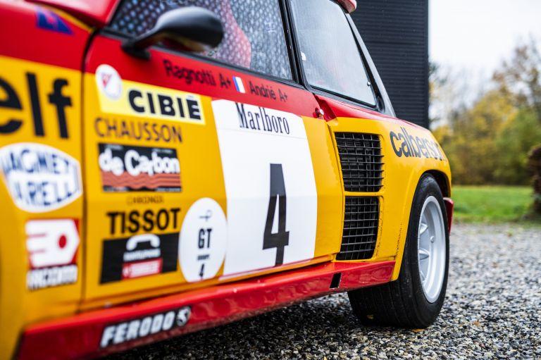 1980 Renault 5 Turbo Group 4 works rally 626143