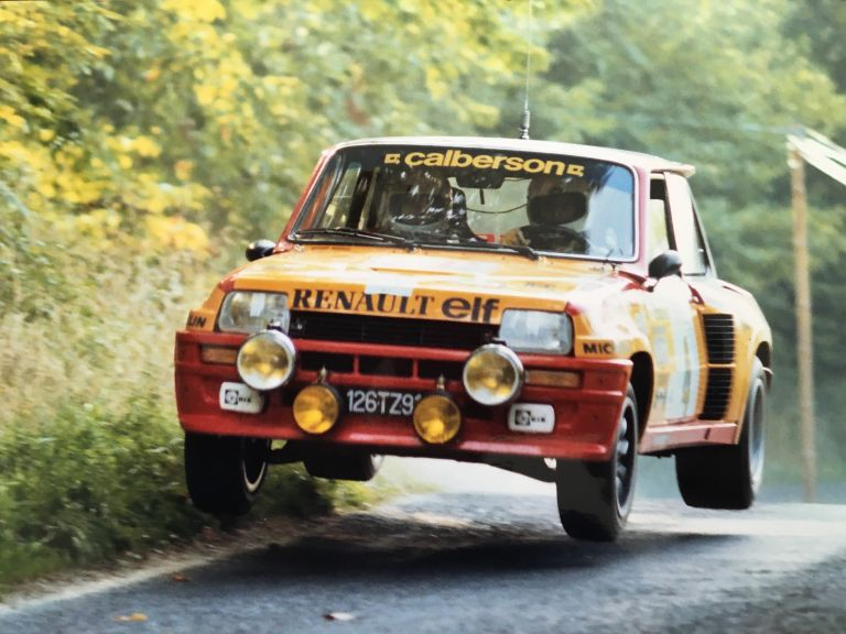 1980 Renault 5 Turbo Group 4 works rally 626146
