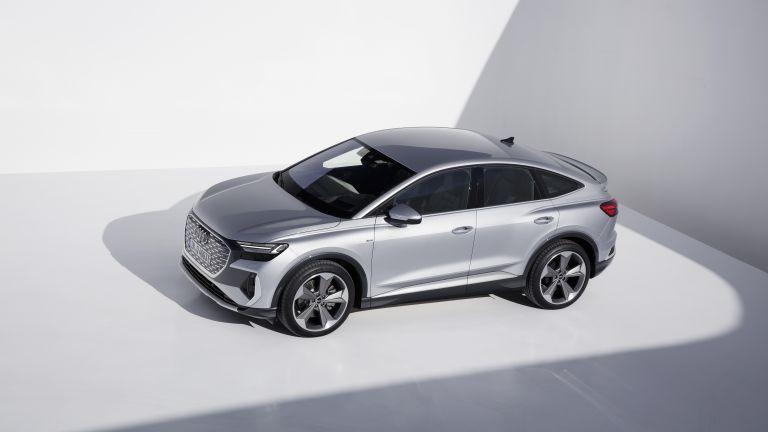 2022 Audi Q4 Sportback e-tron 628025