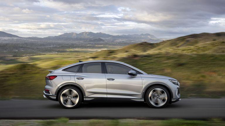 2022 Audi Q4 Sportback e-tron 628035