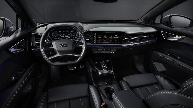 2022 Audi Q4 Sportback e-tron 628057