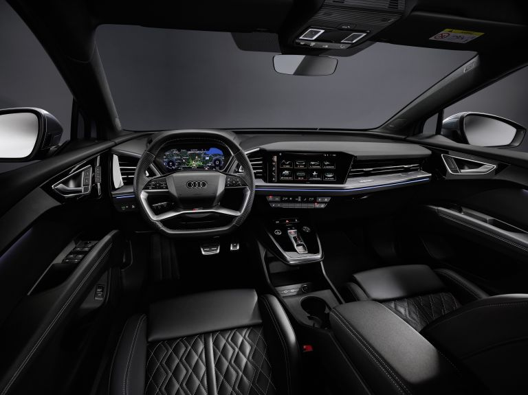 2022 Audi Q4 Sportback e-tron 628060