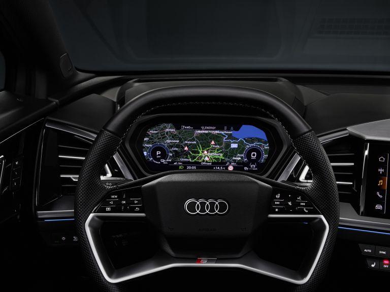 2022 Audi Q4 Sportback e-tron 628063