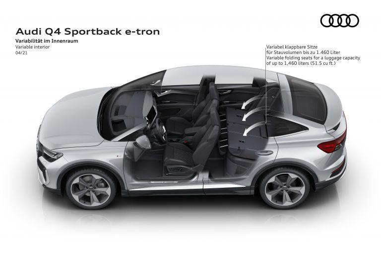 2022 Audi Q4 Sportback e-tron 628086