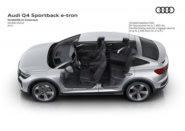 2022 Audi Q4 Sportback e-tron 628089