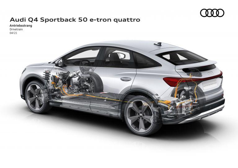 2022 Audi Q4 Sportback e-tron 628090