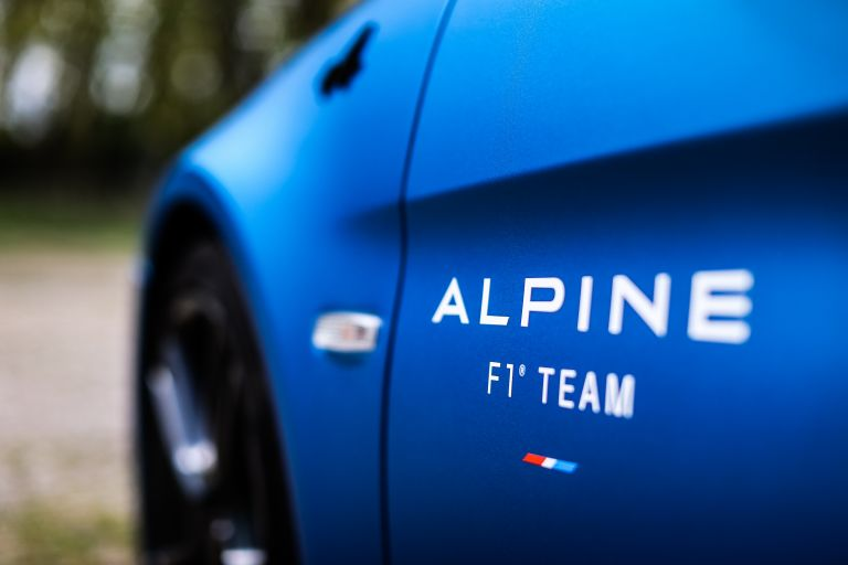 2021 Alpine A110 trackside version 628686