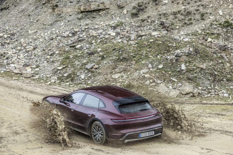 2022 Porsche Taycan 4 Cross Turismo 629079