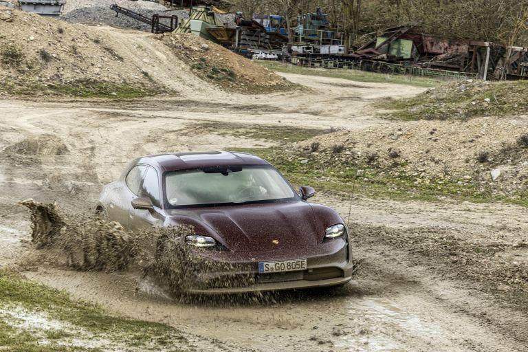 2022 Porsche Taycan 4 Cross Turismo 629081