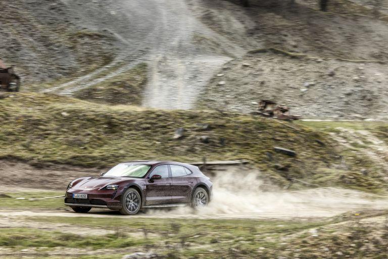2022 Porsche Taycan 4 Cross Turismo 629089