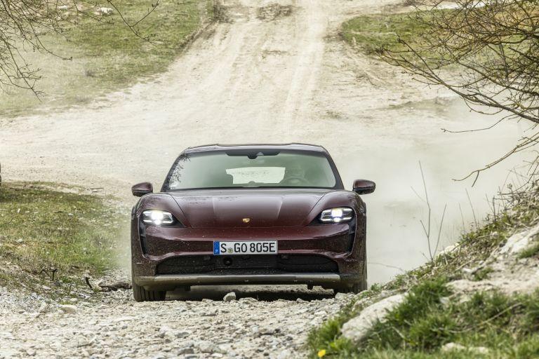 2022 Porsche Taycan 4 Cross Turismo 629090