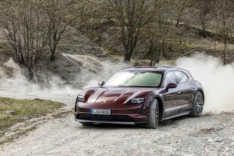 2022 Porsche Taycan 4 Cross Turismo 629094