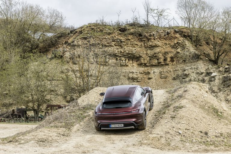 2022 Porsche Taycan 4 Cross Turismo 629095