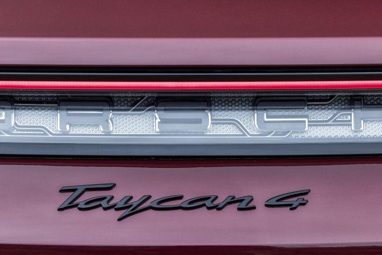 2022 Porsche Taycan 4 Cross Turismo 629109