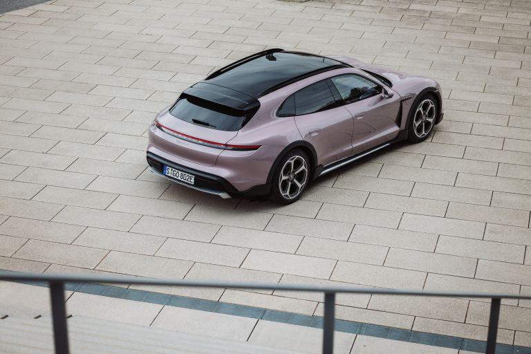 2022 Porsche Taycan 4 Cross Turismo 629157