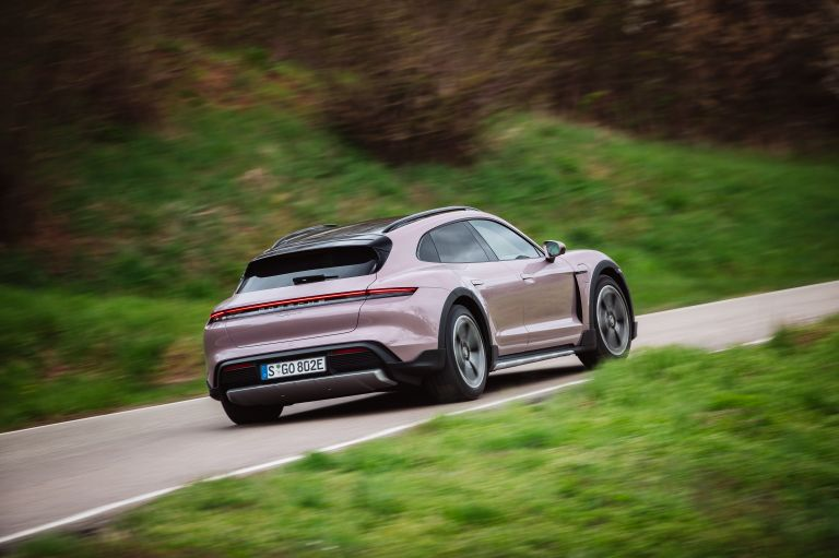 2022 Porsche Taycan 4 Cross Turismo 629161