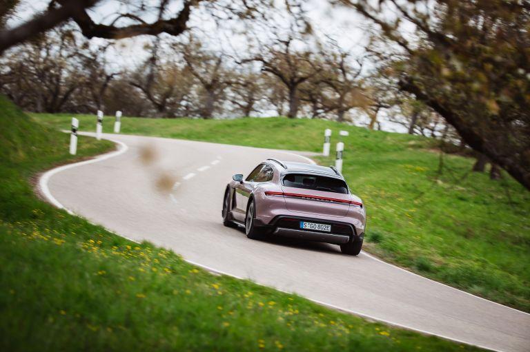 2022 Porsche Taycan 4 Cross Turismo 629162