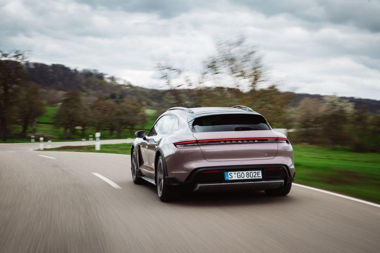 2022 Porsche Taycan 4 Cross Turismo 629163