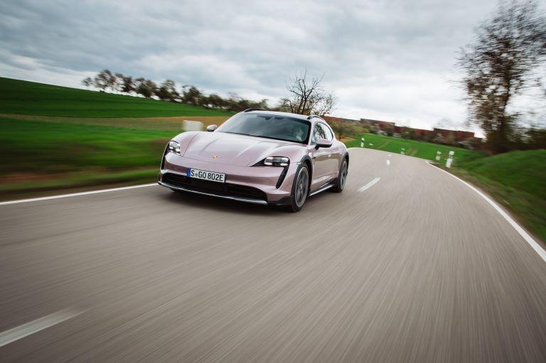 2022 Porsche Taycan 4 Cross Turismo 629168