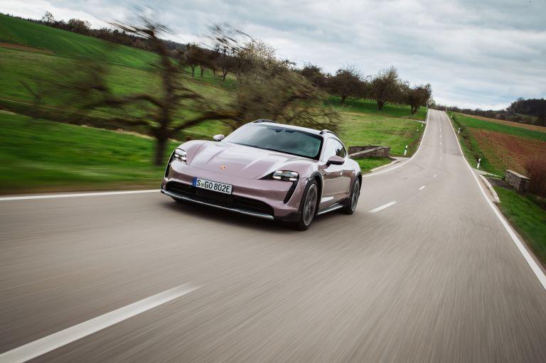 2022 Porsche Taycan 4 Cross Turismo 629169
