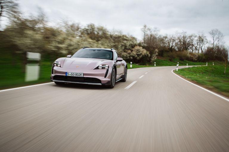 2022 Porsche Taycan 4 Cross Turismo 629171