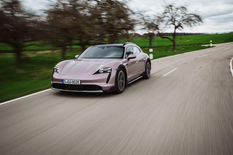2022 Porsche Taycan 4 Cross Turismo 629172