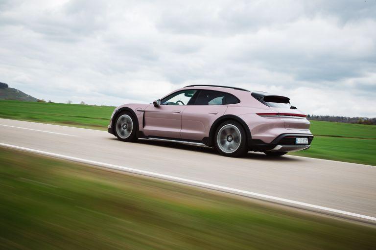 2022 Porsche Taycan 4 Cross Turismo 629174