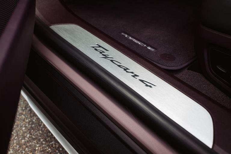 2022 Porsche Taycan 4 Cross Turismo 629186