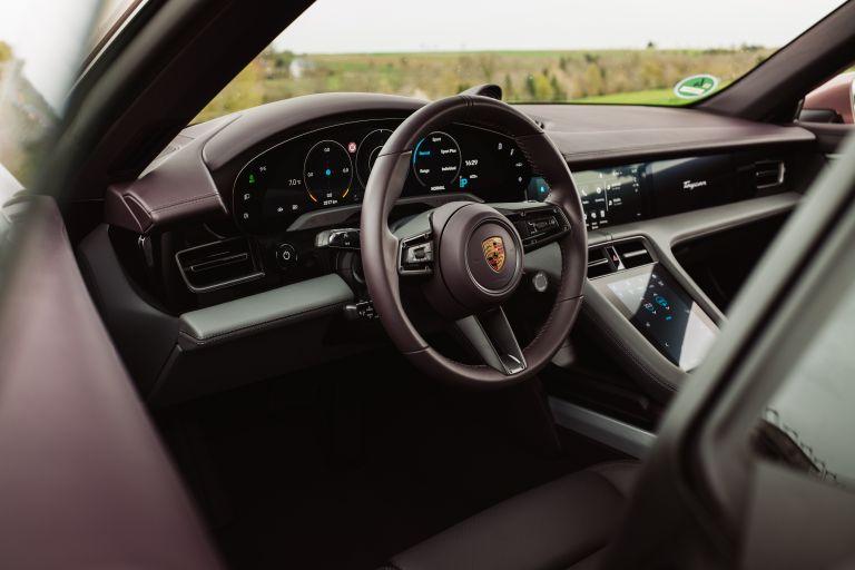 2022 Porsche Taycan 4 Cross Turismo 629187