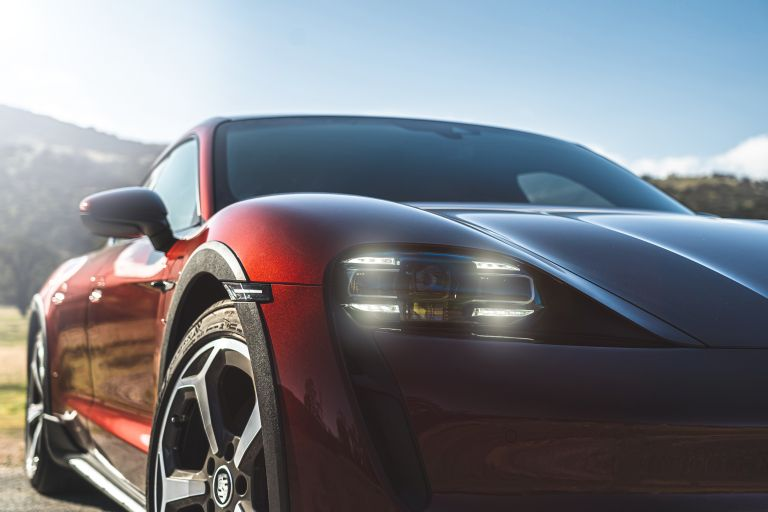 2022 Porsche Taycan 4 Cross Turismo 630169