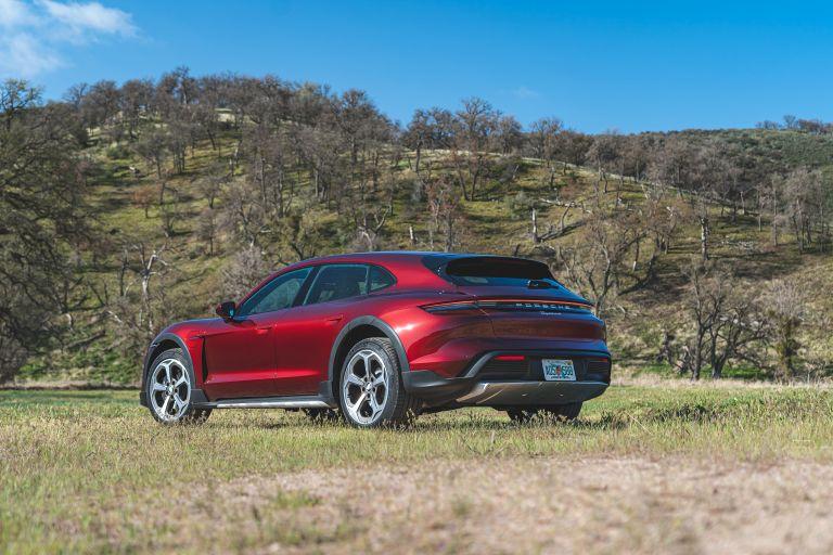 2022 Porsche Taycan 4 Cross Turismo 630184