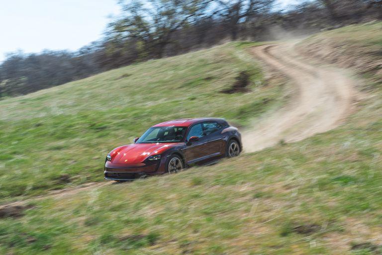 2022 Porsche Taycan 4 Cross Turismo 630192