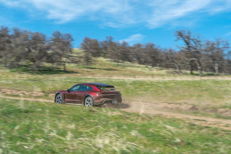 2022 Porsche Taycan 4 Cross Turismo 630198