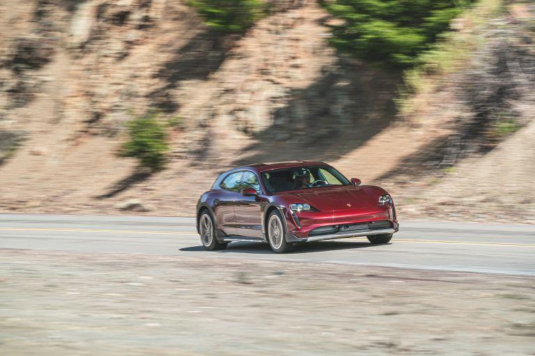 2022 Porsche Taycan 4 Cross Turismo 630206