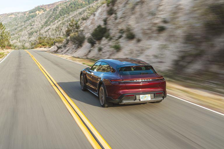 2022 Porsche Taycan 4 Cross Turismo 630216