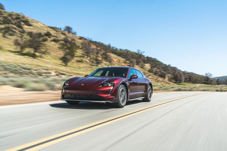 2022 Porsche Taycan 4 Cross Turismo 630225