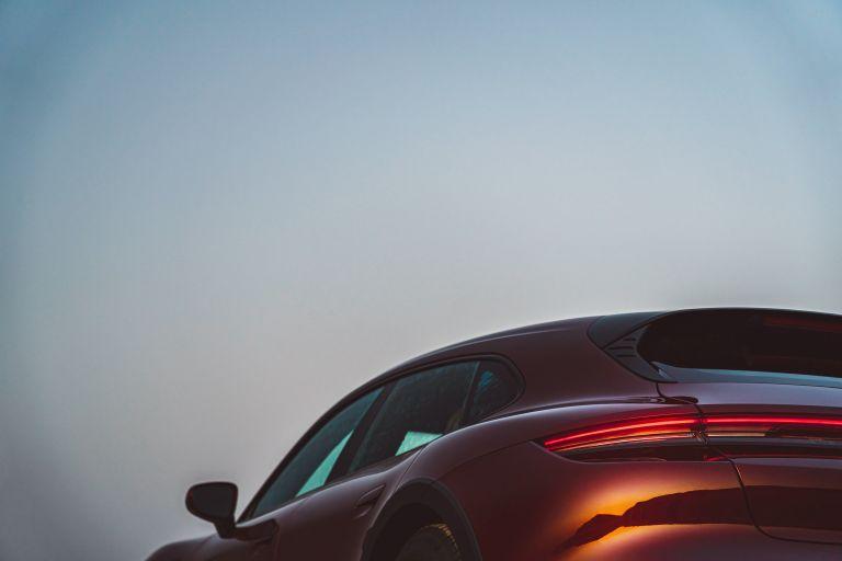 2022 Porsche Taycan 4 Cross Turismo 630248