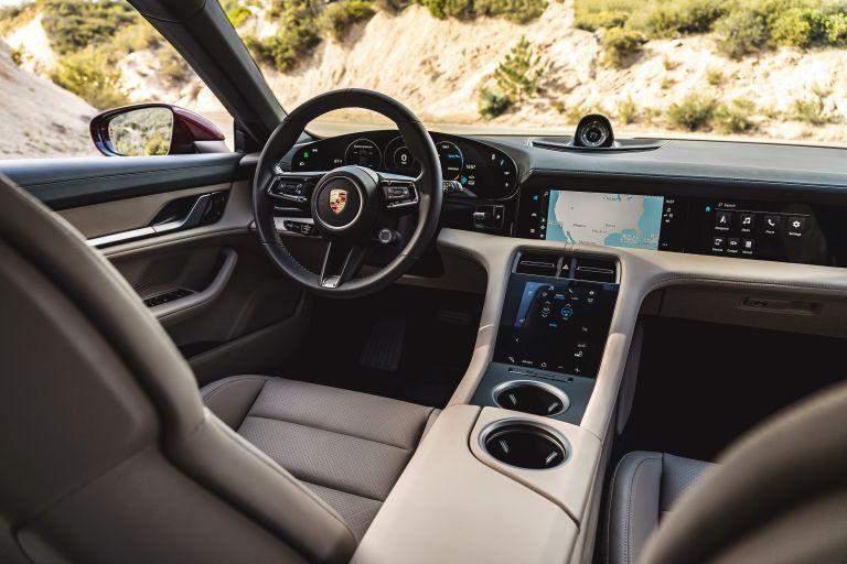 2022 Porsche Taycan 4 Cross Turismo 630258