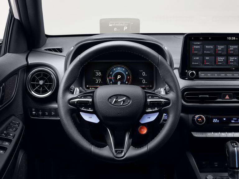 2022 Hyundai Kona N 629763