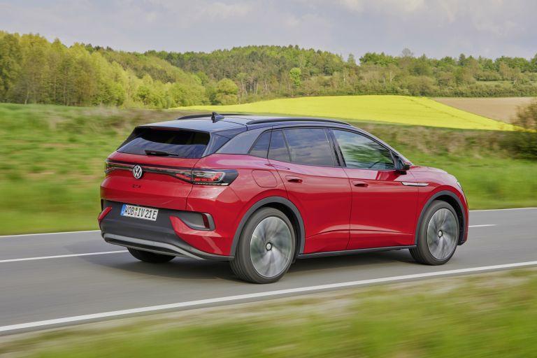 2022 Volkswagen ID.4 GTX 636164