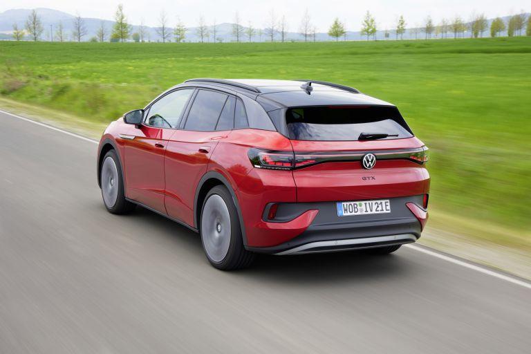 2022 Volkswagen ID.4 GTX 636169